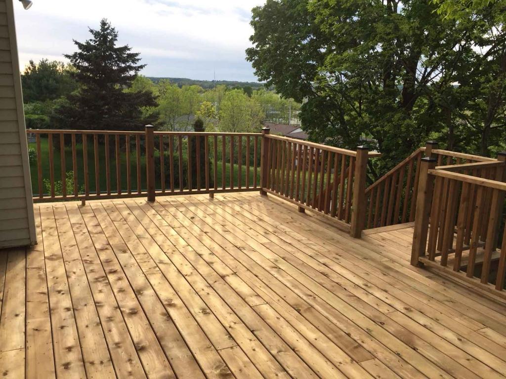 New Deck Build